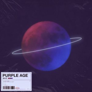 Cover : PURPLE AGE